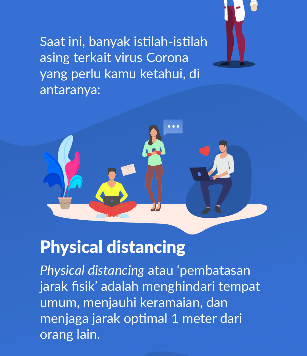 2 - Physical Distancing - COVID-19