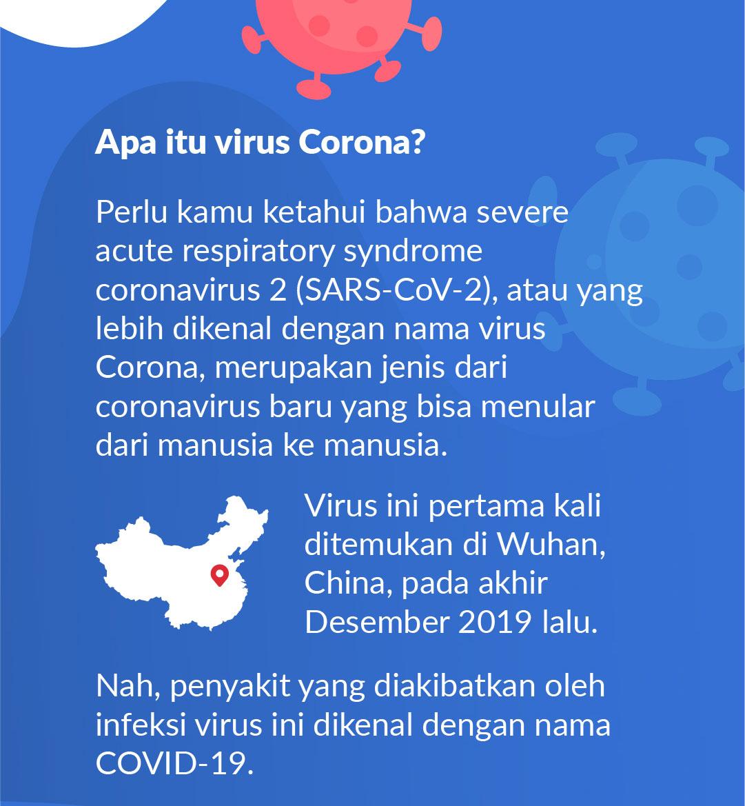 Apa itu virus Corona?